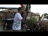 Tribal Seeds &amp Friends (Iration, Rebelution &amp Slightly Stoopid) - Vampire (Live) - 2013 Cali Roots