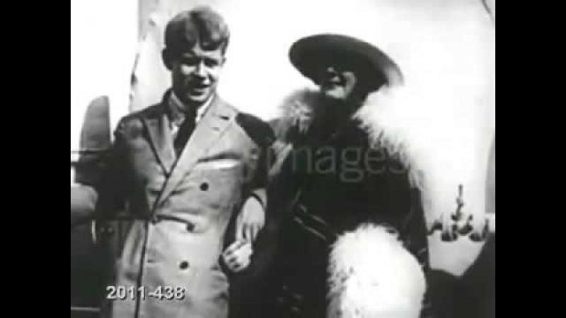 Сергей Есенин и Айседора Дункан.1922 год