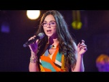 Georgia performs 'Hallelujah I Love Him So' - The Voice UK 2014 Blind Auditions 3 - BBC One