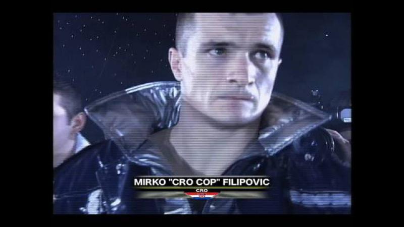 Mirko CroCop vs. Ernest Hoost - K-1 GP '99 FINAL