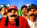 It's me, Mario and Luigi mothafucka!