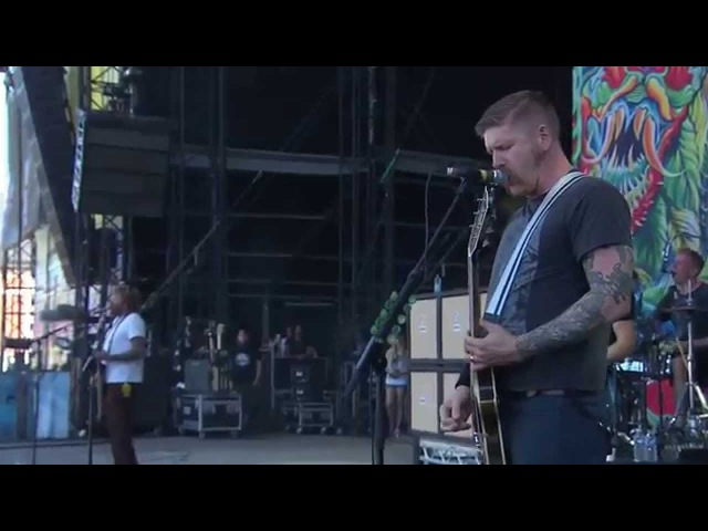 MASTODON - Live at Main Square Festival 2014 (Full HD)