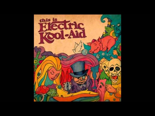JUS-P ELECTRIC KOOL-AID Prod. G.S. ADVANCE
