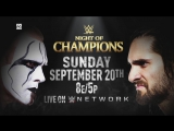 Промо Night of Champions 2015