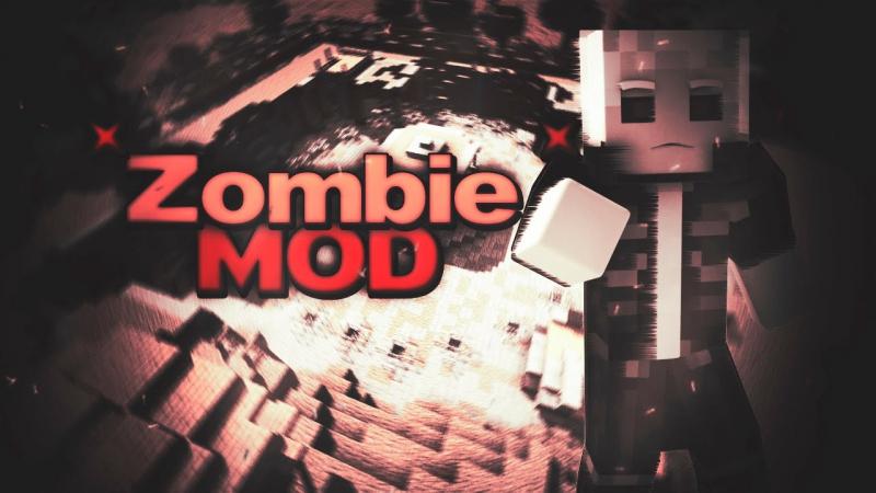 ZombieMod [Cristalix] 1 - Немного зомбятины!