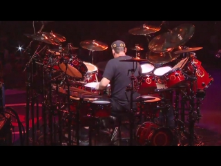Neil peart's drumming rush's 'digital man'