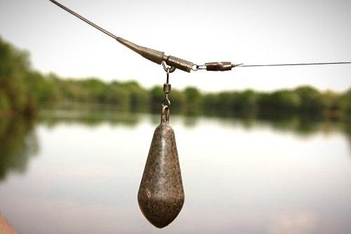 как делают грузила на рыбалку