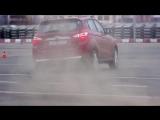 NEW Changan CS35 HD- Тест-драйв в программе Москва рулит_HD