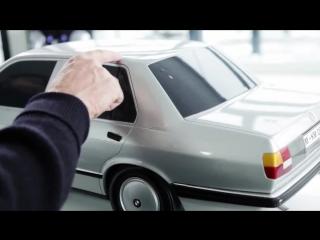 BMW 7 серии Второе поколение Е32 1987 год