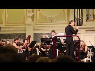 А. Вивальди - Концерт для флейты с оркестром G-moll