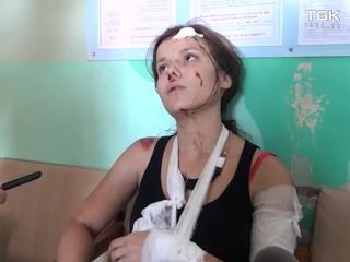 Пострадавшая в ДТП под Козулькой рассказывает об аварии