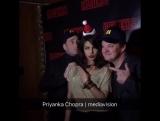 Priyanka at Quantico party