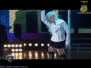 Rocio Guirao Diaz - Bailando 2007 - Segundo Caño