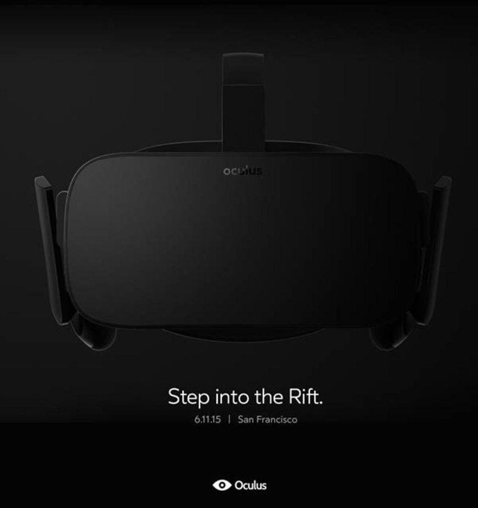 Пресс-конференция перед Е3 2015 от Oculus VR