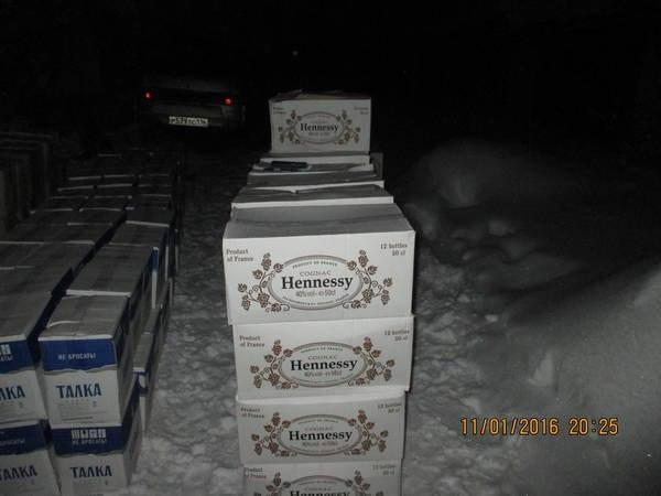 В Азнакаевском районе изъяли 2000 л элитного алкоголя с поддельными акцизами — Госалкогольинспекция