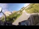 Moto Morini Corsaro 1200 vs Ducati Monster 1000 S4R / Passo Pordoi