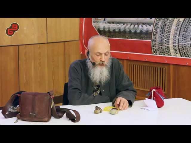 Бронислав Виногродский: Фэн-шуй и способы думания, часть 1
