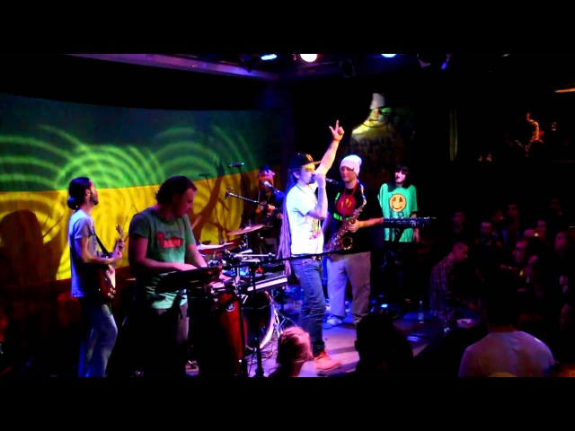 Аддис Абеба - Умываю руки @ Place 2014-02-08