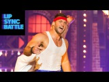 Tim Tebow as Rocky Balboa performs Survivors