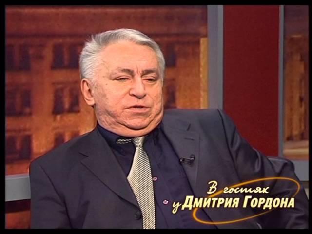 Владимир Калиниченко. В гостях у Дмитрия Гордона. 1/2 (2004)