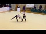 Гопак Украинских гимнасток в Японии