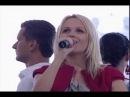 Группа КАЛИНА folk(МОСКВА) -Журавли
