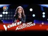 The Voice 2015 Blind Audition - India Carney