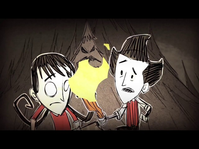 Dont Starve Together Launch Trailer
