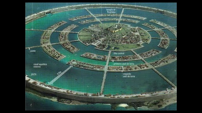 Реальность или фантастика Атлантида National Geographic