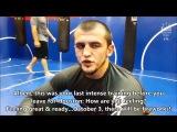 UFC 192 Behind The Scenes! Albert