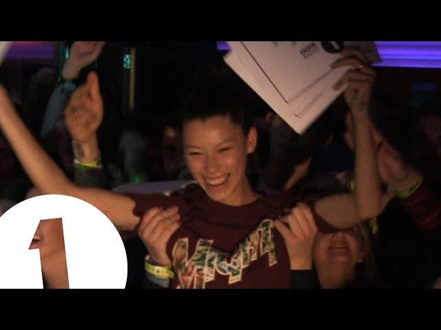 Monki's Minimix R1dancenight
