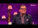 Adam Lambert on Chatty Man part1 - russian subtitles / Адам Ламберт, русские субтитры