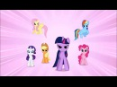 The Mane 6 Take On Nightmare Moon - My Little Pony: Friendship Is Magic - Season 1