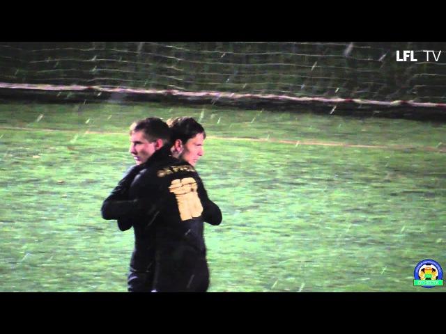 Русь Малаховка 7:7 Беркут | Первый дивизион 2015-16 | 16-й тур | Обзор матча