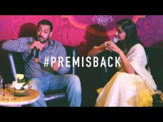 Salman Khan talks about Prem Ratan Dhan Paayo