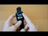 Smart Watch U8 Распаковка (Дешевые смарт часы из Китая)