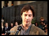 1995 Keanu Reeves. A Walk in the Clouds. Premiere, 08 Aug 1995