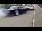 Dodge Charger RT Drift Street Drift &amp Burnout