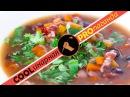 Полезный медленные углеводы потрясающий острый фасолевый суп с беконом по мексиканским мотивам