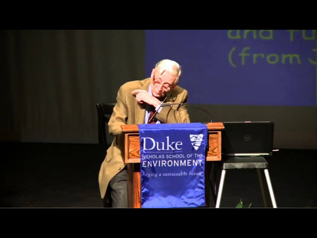Edward O. Wilson - Diversity of Life Lecture