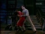 INVITATION TO THE DANCE. Tamara Toumanova and Gene Kelly