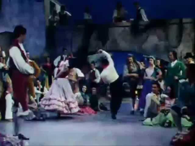 Spanish Fiesta - Tamara Toumanova Leonide Massine