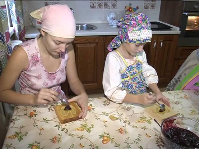 Кунгурские печатные Вязовские пряники замешаны на меду и любви