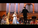 Polina Senatulova with CMS Chamber Orchestra - George Enescu - Ballade, for violin and orchestra