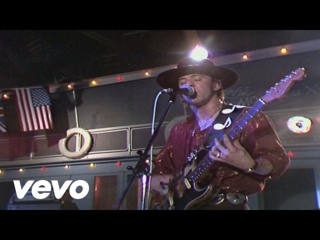 Stevie Ray Vaughan Double Trouble - Love Struck Baby (Live at Montreux 1982)