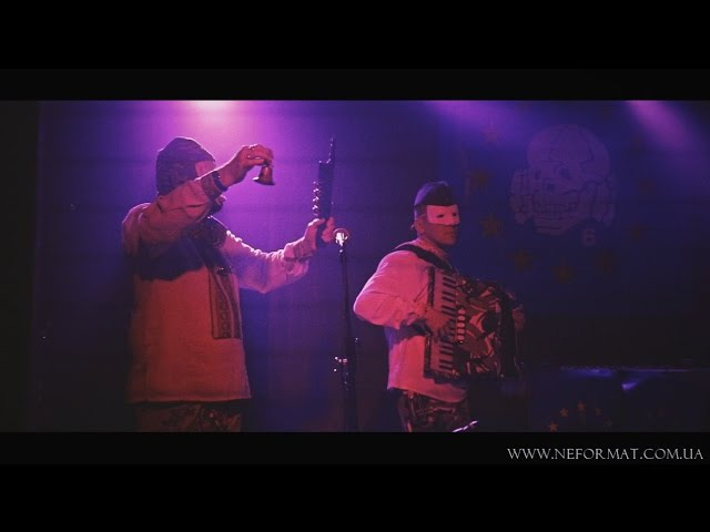 Death In June - 1 - He's Disabled - Live@Tykva, Kiev [17.05.2015]