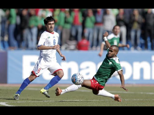AL WEHDAT vs ALTYN ASYR AFC Cup 2016 Group Stage