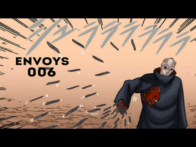 [ВидеоМанга] Наруто Гайден 006 глава [ENVOYS]