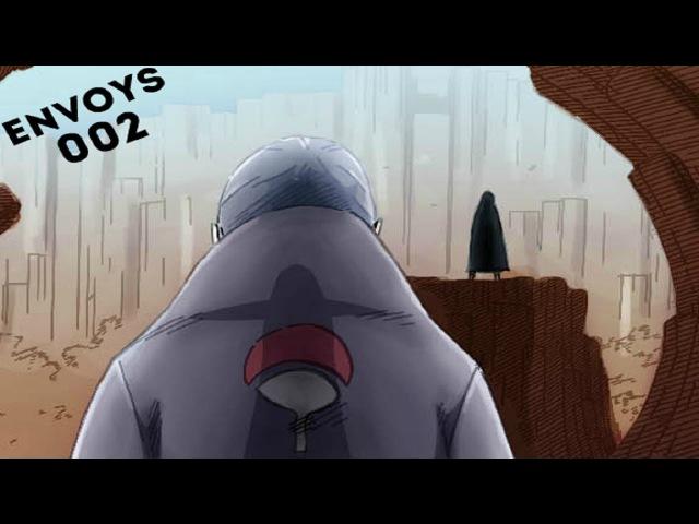 [ВидеоМанга] Наруто Гайден 002 глава [ENVOYS]