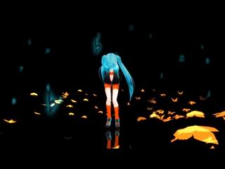 MMD Hatsune Miku Melody Line holograma en español-(ММД Мику Хацунэ мелодия holograma ан испанский)